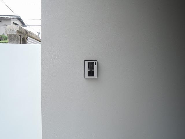 新築インターフォン
