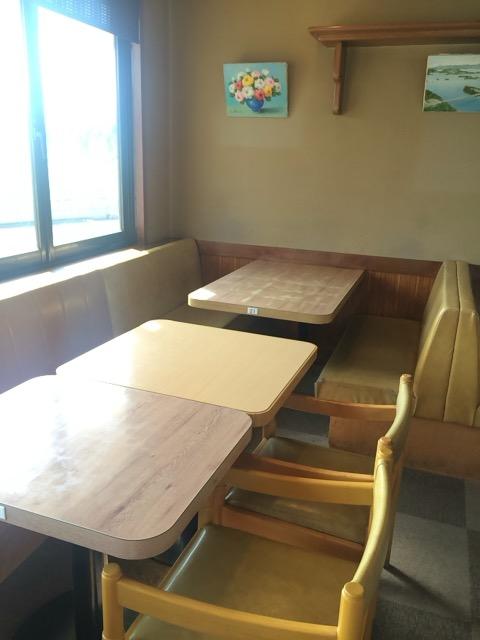 店舗改装家具設置