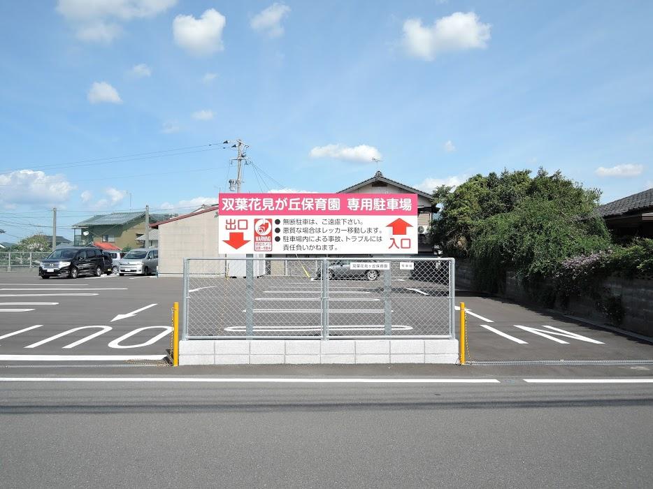 専用駐車場野立て看板