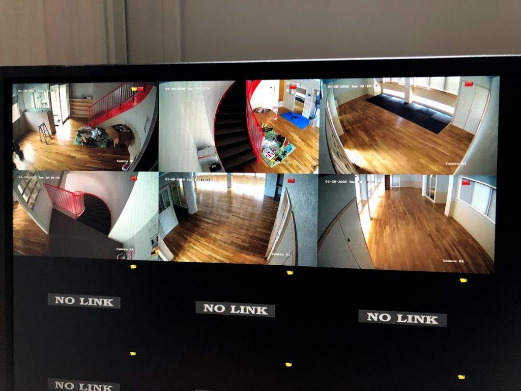 保育園防犯カメラ設置